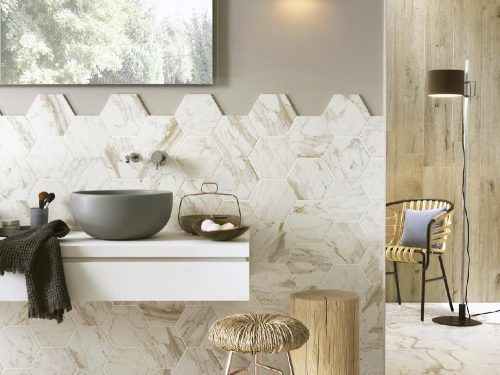10 idee originali per utilizzare le piastrelle in casa grazia.it