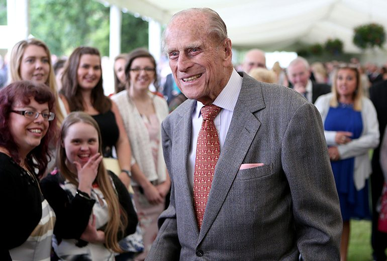 Il Principe Filippo è in ospedale: ricoverato per un'operazione all'anca