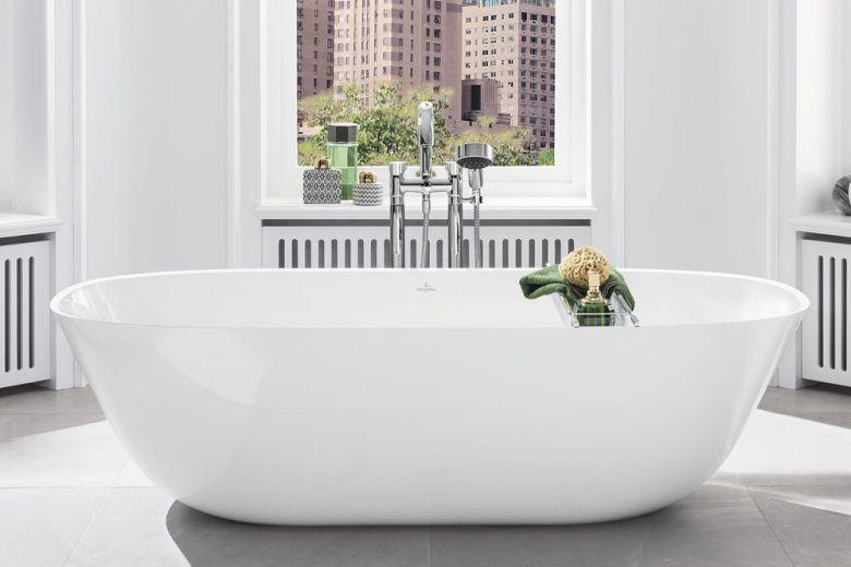 Vasca da bagno freestanding o da appoggio: come scegliere quella giusta per te