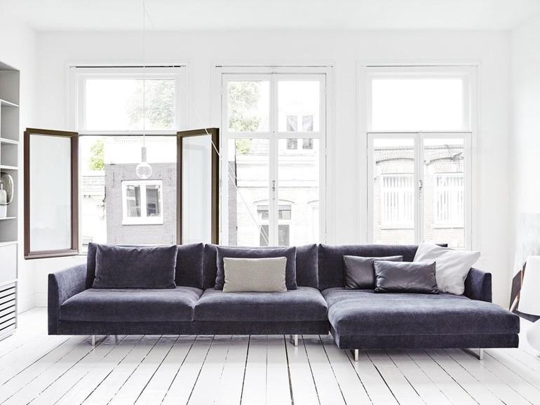 divano pelle tessuto 1