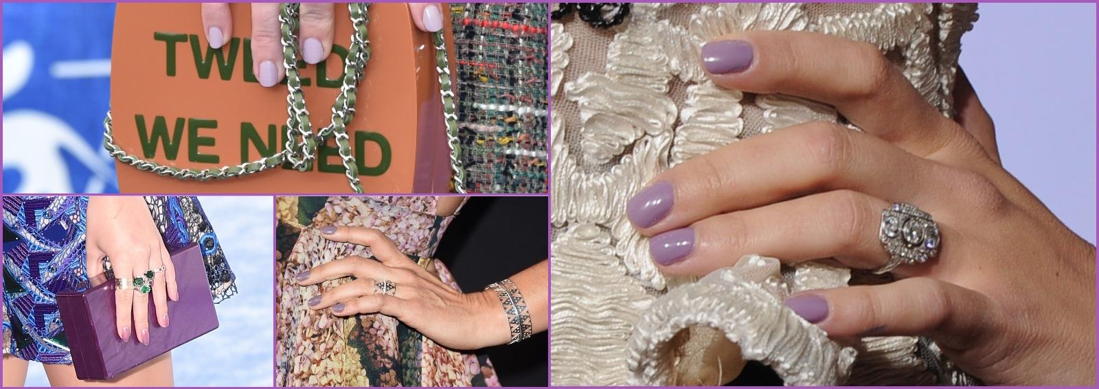 lilac nails manicure lilla nail art COVER DESKTOP