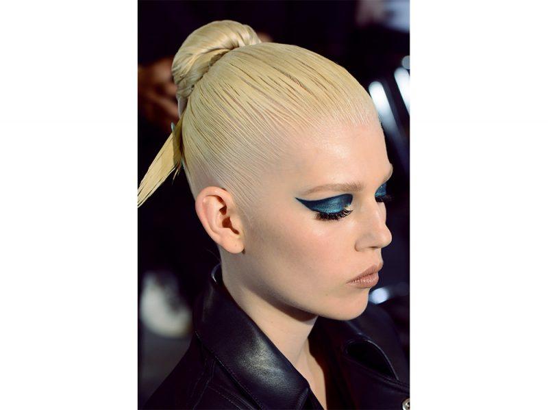 make up occhi blu kim kardashian ( (5)
