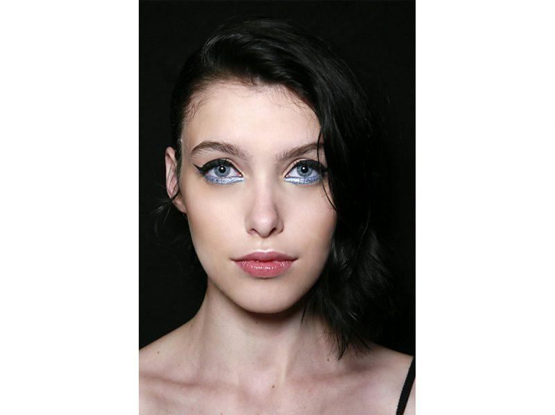 make up occhi blu kim kardashian ( (6)
