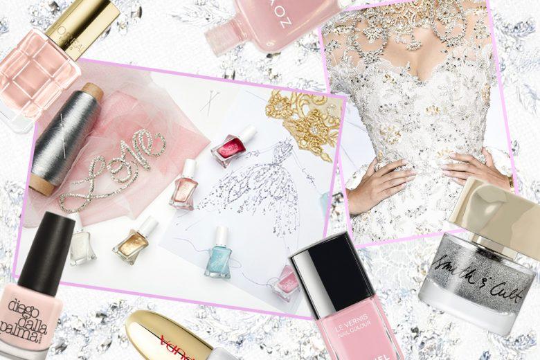 Smalto sposa 2018: i colori unghie più belli per il vostro grande giorno