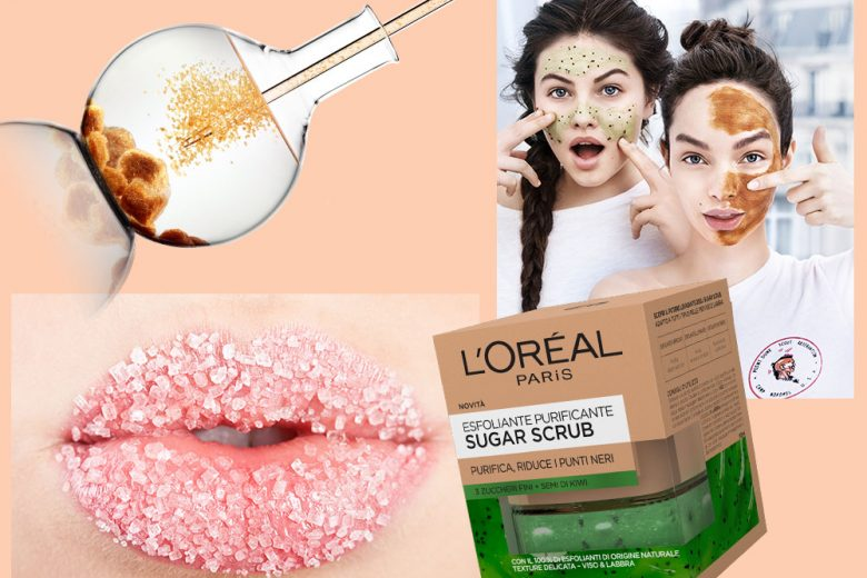 #SUGARSCRUB: la dolce beauty routine per una pelle super soft e luminosa