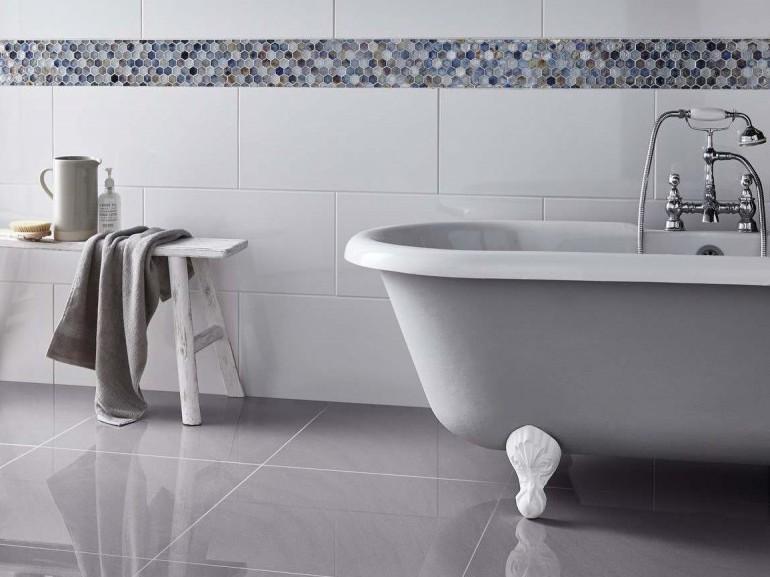 Come scegliere le piastrelle per il bagno: 6 regole per non