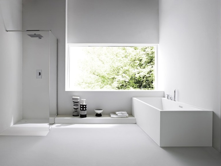 Vasca Da Bagno Freestanding Corian : Vasca da bagno freestanding o da appoggio come scegliere quella
