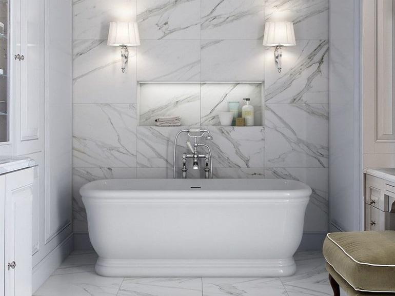 Vasca Da Bagno Vintage Prezzi : Vasca da bagno freestanding o da appoggio come scegliere quella