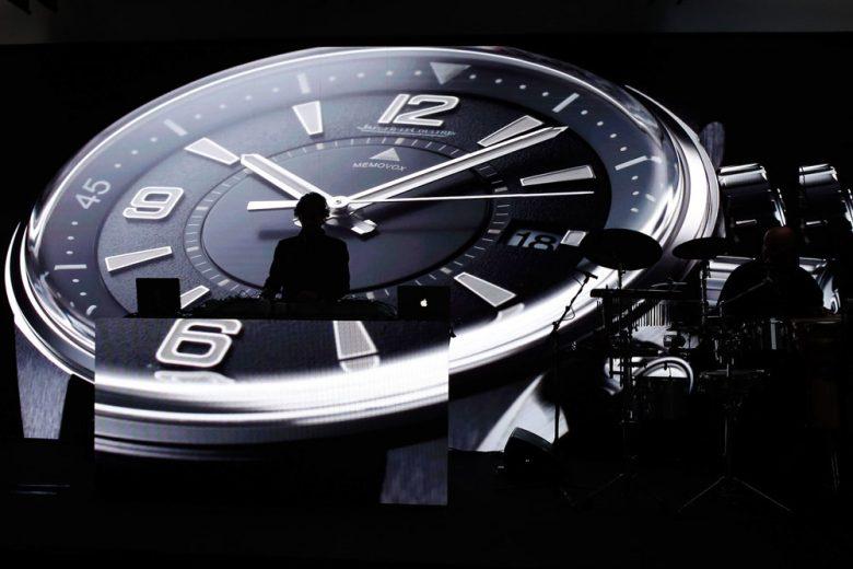 Il dinner party di Jaeger-LeCoultre per il lancio dei nuovi orologi