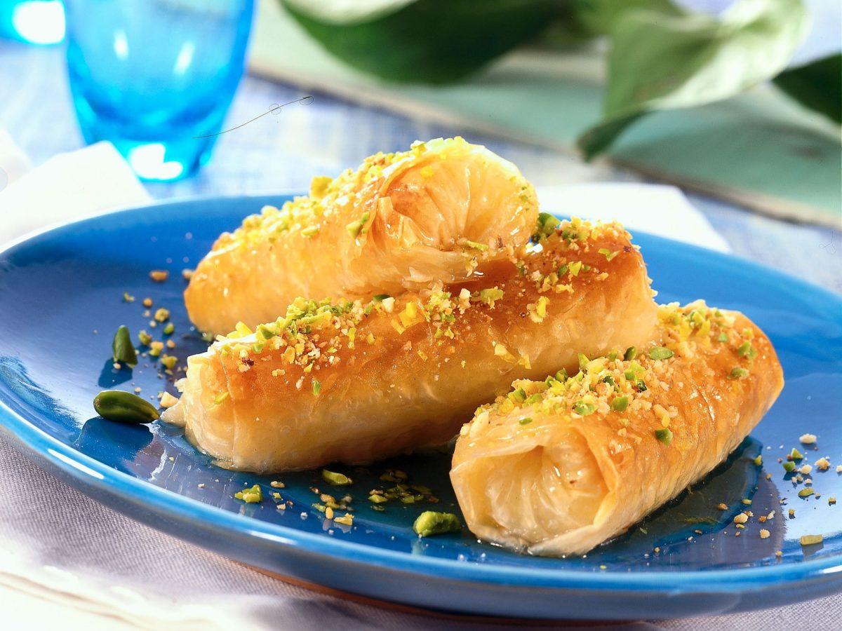 Baklava greco speziato