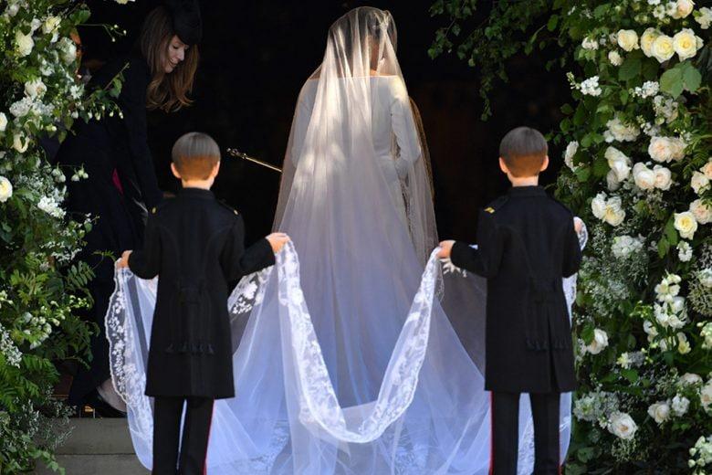 Royal Wedding: l'abito da sposa di Meghan Markle