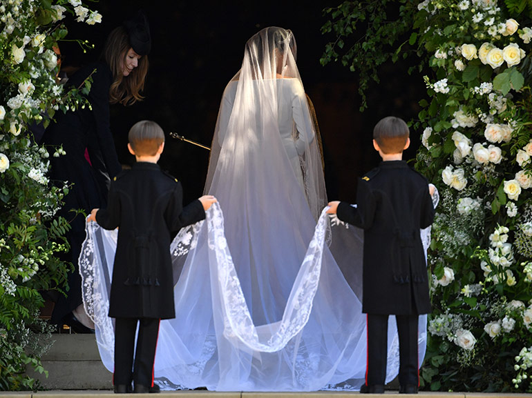 Royal Wedding: ecco l'abito di Meghan