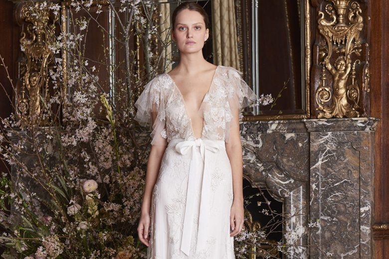 La collezione sposa Spring 2019 di Monique Lhuillier