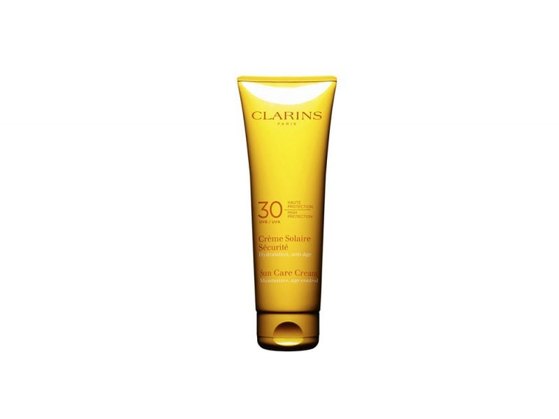Clarins-Protezione_Solare-Creme_Solaire_Securite_UVB_30