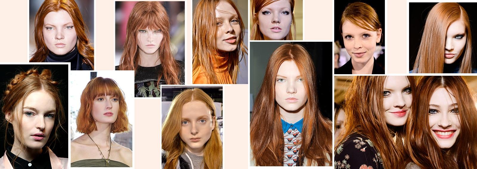 Capelli ramati: tutti gli hairlook di tendenza da provare