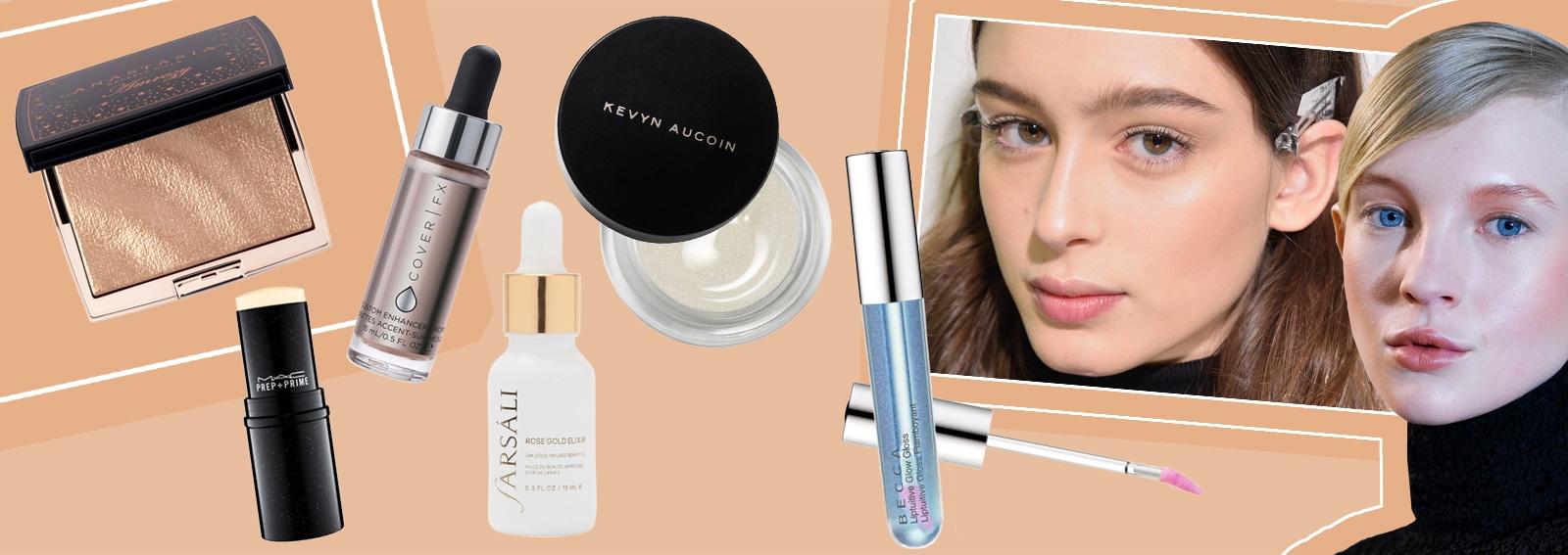 Come realizzare un trucco luminoso e glossato per un beauty look estivo