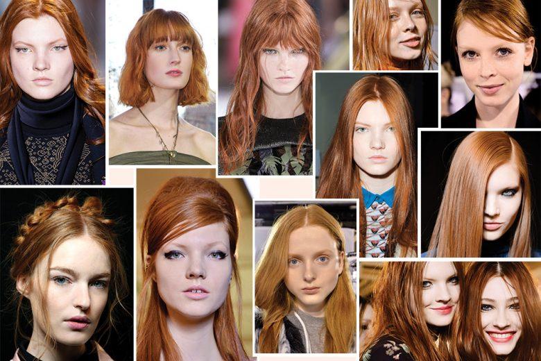 Capelli ramati: a chi stanno bene e tutti gli hairlook di tendenza da provare