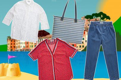 Il look perfetto Carla Ferroni per un week-end alle Cinque Terre