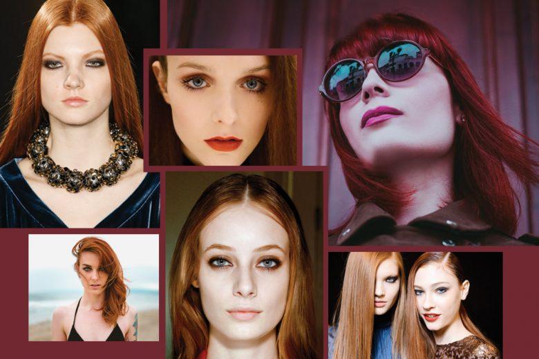 Come truccarsi con i capelli rossi: tutti i consigli per valorizzarli al meglio