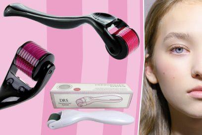 Cos'è il dermaroller e come funziona il beauty tool che rigenera la pelle