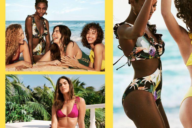 H&M: i costumi da bagno più cool da mettere in valigia per il mare