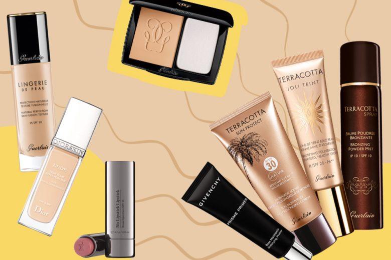 Trucco con SPF: i prodotti per non rinunciare al make up sotto il sole