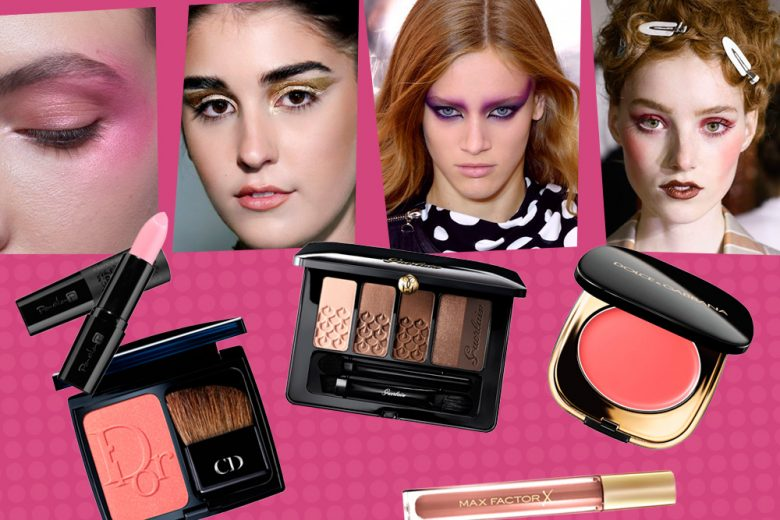 80s are back! Il grande ritorno del make up coloratissimo
