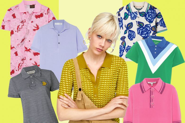 Polo tees are back!