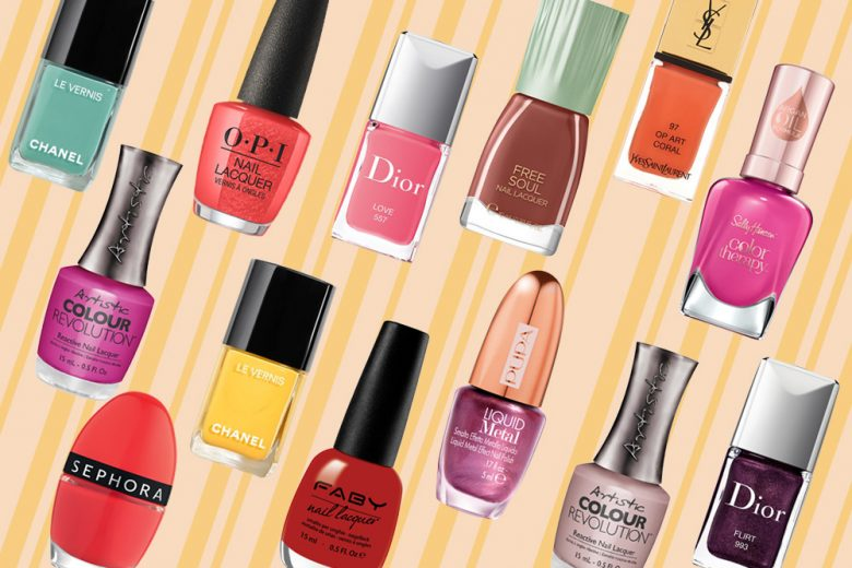 Smalti per l'Estate 2018: le collezioni più belle per le vostre manicure estive