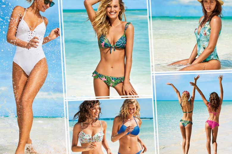 Calzedonia: i bikini e i costumi interi must have per l'estate al mare