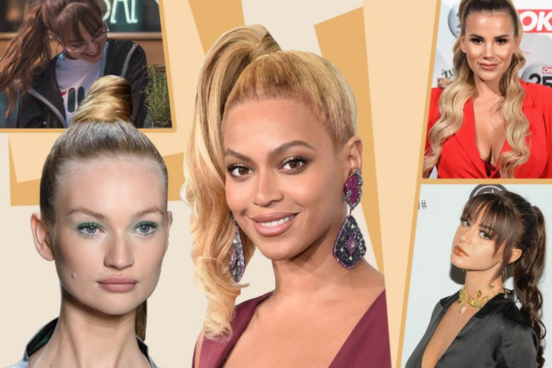 10 modi per rendere originale la vostra ponytail