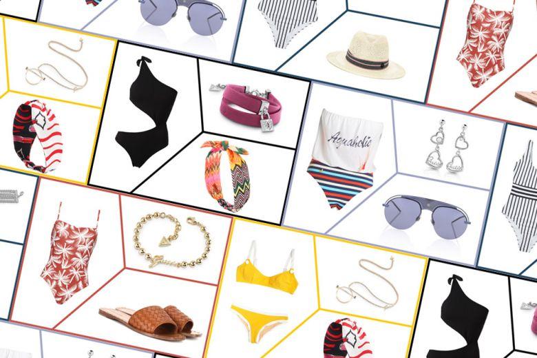 Con i gioielli GUESS il beachwear diventa super glam