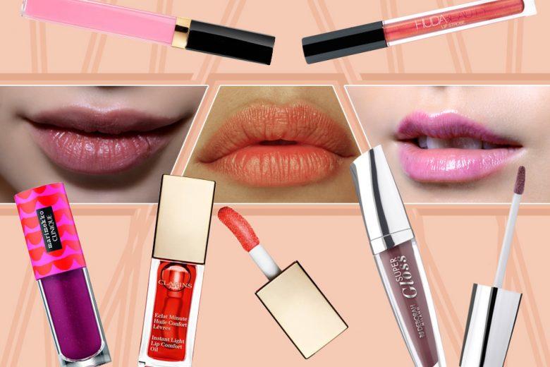 I nuovi lip gloss che vi faranno tornare teenager