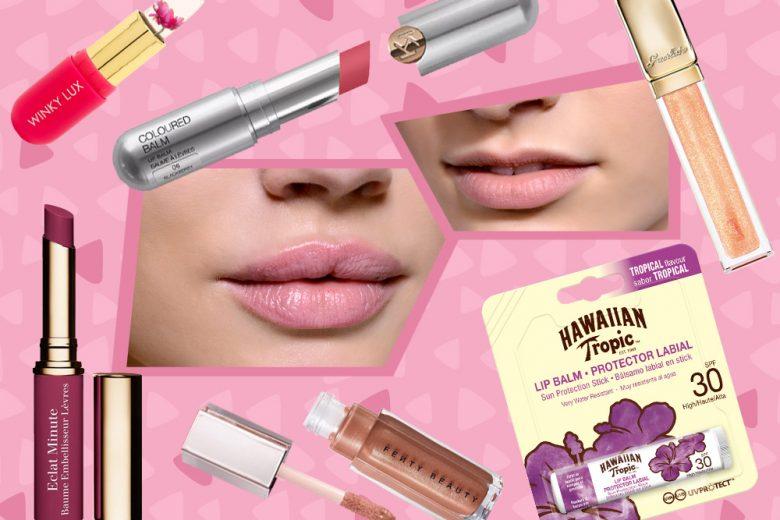 I nuovi lip balm a effetti speciali