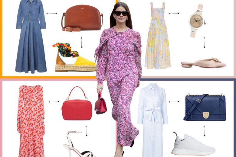 Come abbinare i vestiti lunghi: 6 idee super da provare subito