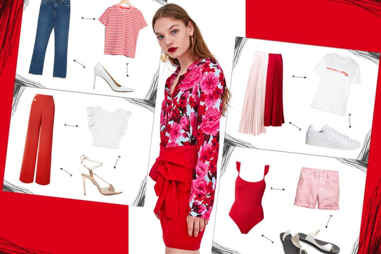 Cinquanta sfumature di rosso: 7 modi di abbinarlo con stile