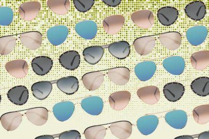 Occhiali da sole aviator: i modelli a goccia da non perdere
