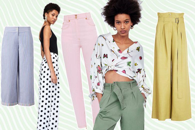 Pantaloni: 10 modelli top per l'estate