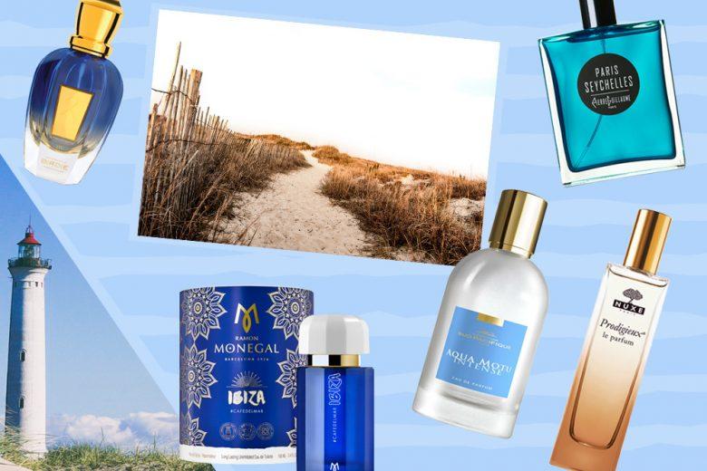Profumi: l'accordo di sabbia per le fragranze estive