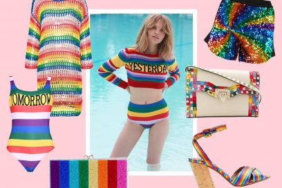 Somewhere over the rainbow: la moda arcobaleno che vi svolterà la giornata