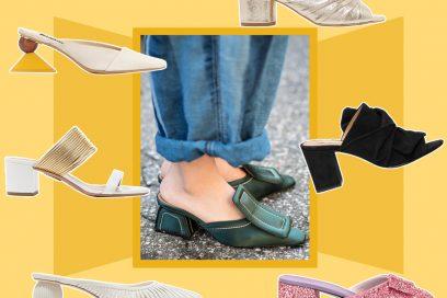 Sabot: i modelli più glam della Primavera-Estate 2018