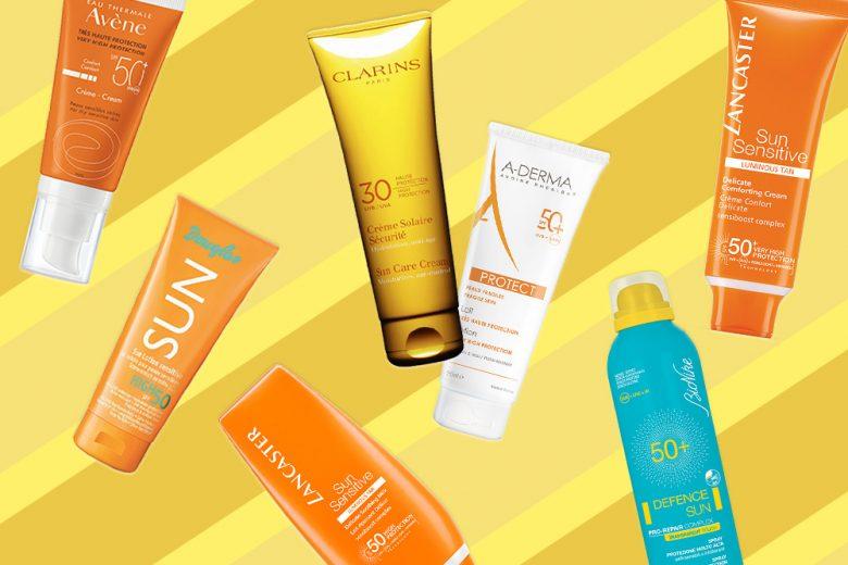 Avete la pelle sensibile? Ecco i solari che fanno per voi