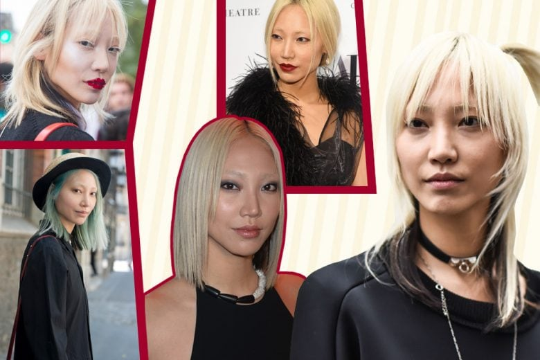 Soo Joo Park beauty look: tutto sullo stile di trucco e capelli della modella