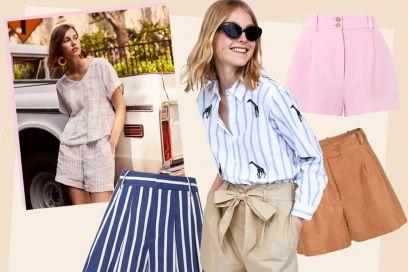 Shorts time! I modelli più chic della bella stagione