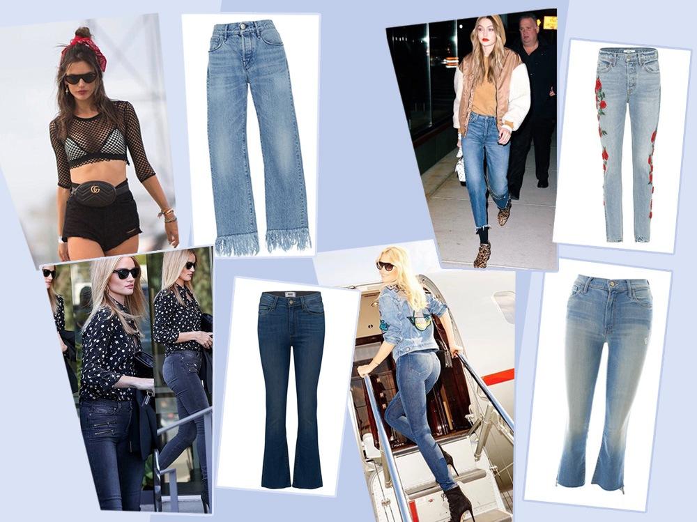 Jeans: i 5 brand più cool del momento amati da star e influncer