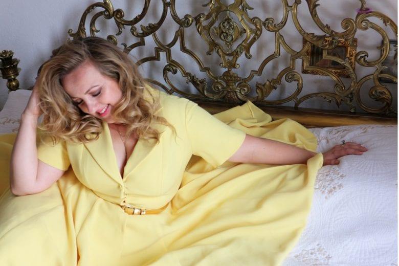 Sandra Gladanac Violante: «Datemi un abito da sera, una corona e ci andrò anche a fare la spesa»