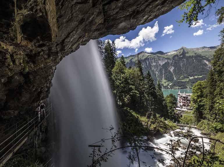 Iseltwald, Svizzera