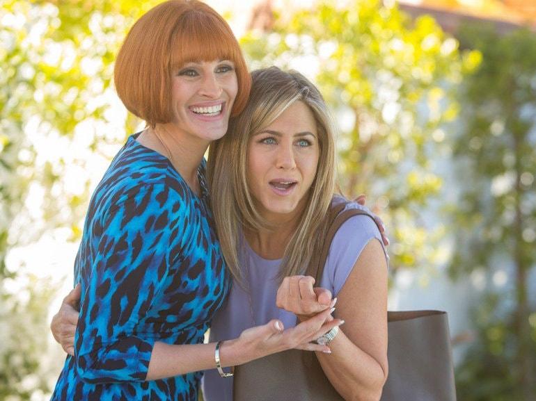 Julia Roberts e Jennifer Aniston