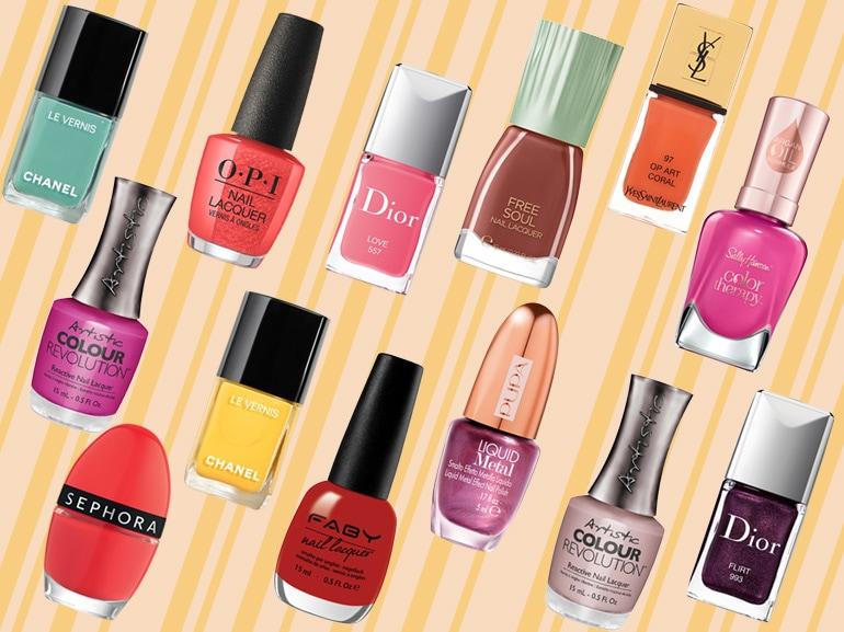 Smalti per l'Estate 2018: ecco i prodotti più cool per le vostre manicure estive