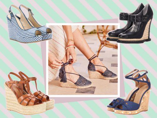 scarpe di separazione fa21e a7e03 Zeppe: le scarpe e i sandali must have dell'estate 2018